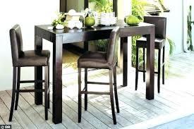 table haute avec tabouret pour cuisine chaise table haute excellent table haute avec chaise bar tabouret
