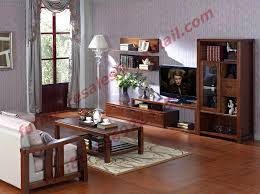 Wall Cabinets For Living Room Classic Wall Units Living Room Classic Design Solid Wood Material