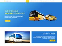 36 best free travel html website templates 2018