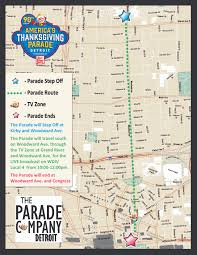 what is thanksgiving history navigating the detroit thanksgiving day parade street closures