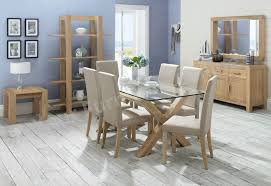 Glass Top Dining Room Table And Chairs - Round glass dining room table sets