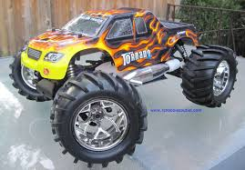 hsp nitro monster truck rc monster nitro truck 1 8 scale radio control 4wd 2 4g 08304