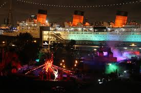 halloween horror nights csulb queen mary in long beach california halloween party time