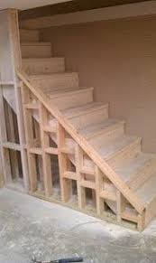 spectacular how to build basement stairs best 25 building ideas on