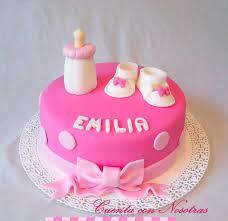torta mamadera torta biberon torta baby shower baby shower cake