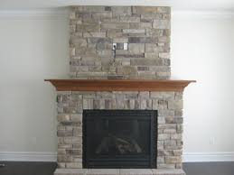 rock fireplaces best stone fireplace on interior with stone