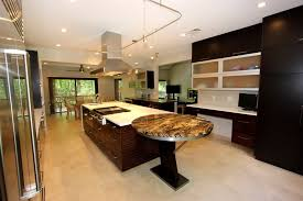 kitchen island ideas at a bel air california home designed by