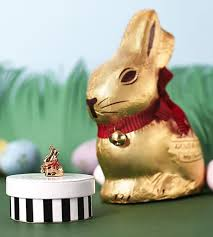 lindt easter bunny now closed win an 18 carat lindt gold bunny charm ocado