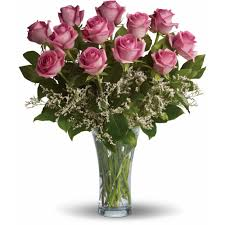 how much does a dozen roses cost make me blush dozen stemmed pink roses in winston salem nc