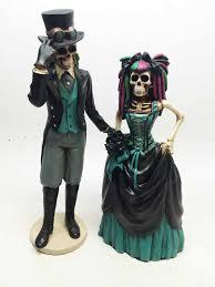 amazon com dia de los muertos day of the dead gothic groom and