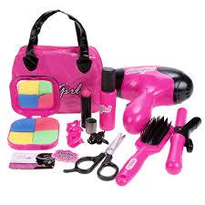 arshiner children kids girls pretend play makeup toys kit gift
