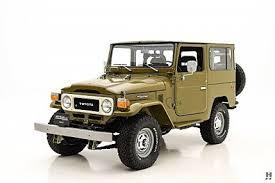 toyota fj40 land cruiser for sale toyota land cruiser classics for sale classics on autotrader