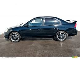 2003 honda civic ex parts nighthawk black pearl 2003 honda civic ex sedan exterior photo