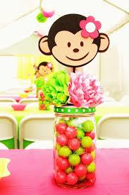 Baby Monkey Centerpieces best 25 monkey birthday parties ideas on pinterest monkey