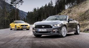 convertible mustang gallery s550 ford mustang european versions of the sixth gen