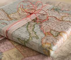 beautiful christmas wrapping paper vintage inspired map wrapping paper by thelittleboysroom