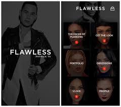 make up artist app makeup artist ta has an app and i followed his best