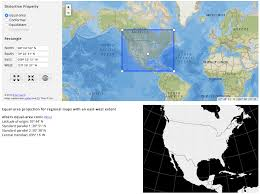 Map Projection These 5 Tools Will Let You Master Map Projections Geoawesomeness