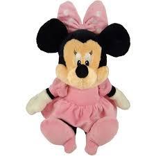 kids preferred disney baby minnie mouse plush walmart