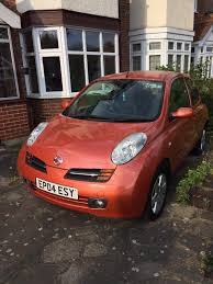 nissan micra sx in chingford london gumtree