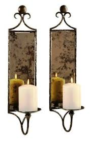 Glass Wall Sconce Candle Holder Pin By Christian Potter Kablotsky On Farmhouse Style Pinterest