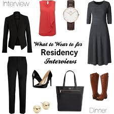 what to wear to residency interviews medicine u0026 marriage