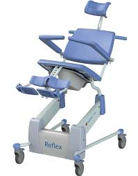 reflex adjustable shower toilet chair procare medical