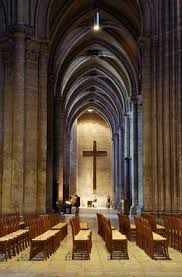 Cathedral Interior Chartres Cathedral Cathedral Chartres France Britannica Com