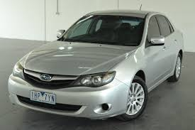 subaru car 2010 subaru liberty wagon cars for sale perth region graysonline