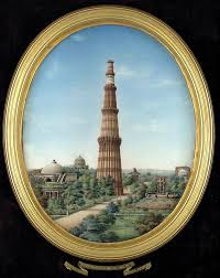 oval office paintings further delhi paintings on ivory asian and african studies blog