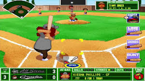 backyard baseball episode 16 exploiting the game youtube