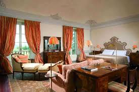 Italian Renaissance Interior Design Best Boutique Hotels Villa Le Rose