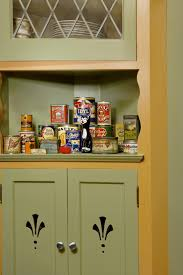kitchen tupperware cabinet organization on a budget with kitchen large size easy kitchen cabinet makeovers this old house green cabinets with cutout design