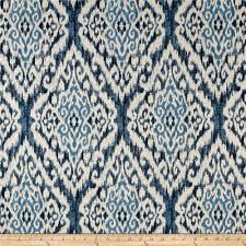 blue window treatments denim fabric com