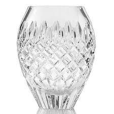 Large Waterford Crystal Vase Waterford Crystal Heritage 8