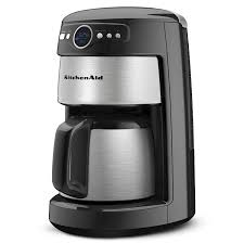 Coffee Maker With Grinder And Thermal Carafe Best Coffee Makers With Removable Water Tank U2013 Ultimate Guide