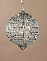 round glass ball chandelier and 36 lights contemporary clear cast