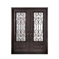decor decorative iron doors decorations ideas inspiring fancy to
