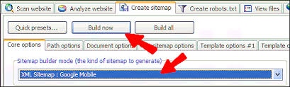 Sitemap by Create Mobile Sitemaps With Xml Sitemap Generator