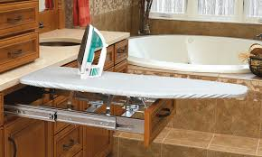 Built In Ironing Boards Ironaway Deluxe Ironing Swivel Cool - Ironing table designs