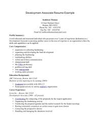 Supervisor Job Description Resume by Retail Job Description Retail Assistant Manager Job Description