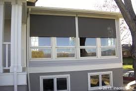 decoration exterior sun shades with roll up exterior sun shades