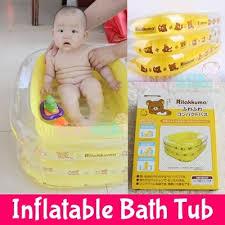 travel bathtub baby qoo10 baby travel bathtub baby maternity