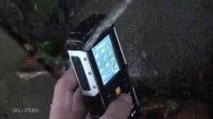 Rugged Outdoor by Ip67 Waterproof Dustproof Shockproof Rugged Outdoor Cell Phone 2 0