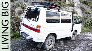 survival truck interior epic 4x4 survival expedition van home on wheels youtube