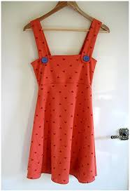 how to sew a jumper dress this is so adorable diy dresses