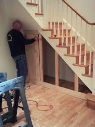 under stair doors design pinterest doors stair storage and