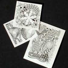 zen of design patterns zentangles abstract drawing technique for quilting