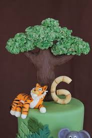 a jungle cake with a surprise inside sweet dreams cake app
