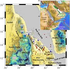 Seismic Risk Map Of The United States by Probabilistic Seismic U2010hazard Assessment For Eritrea Bulletin Of